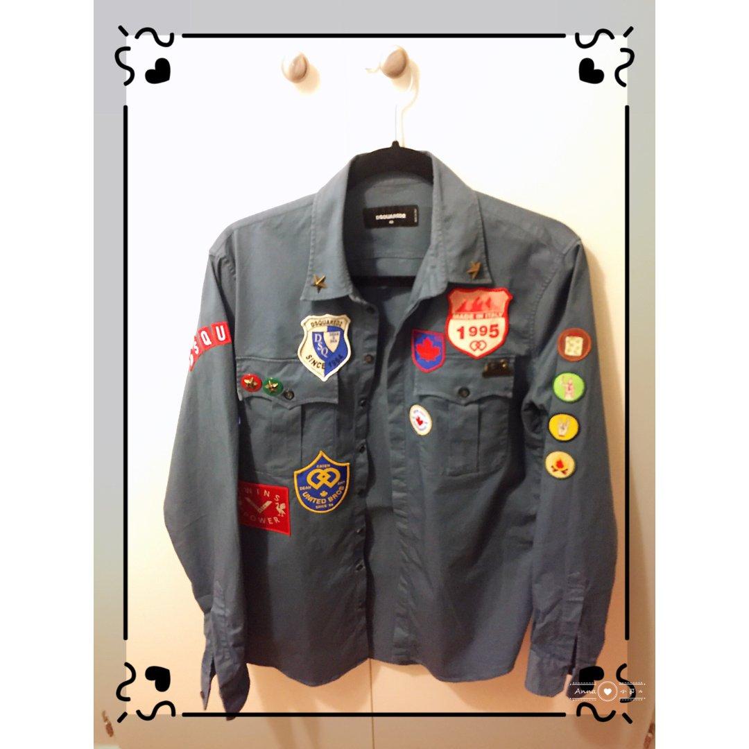 【Dsquared2】空军服