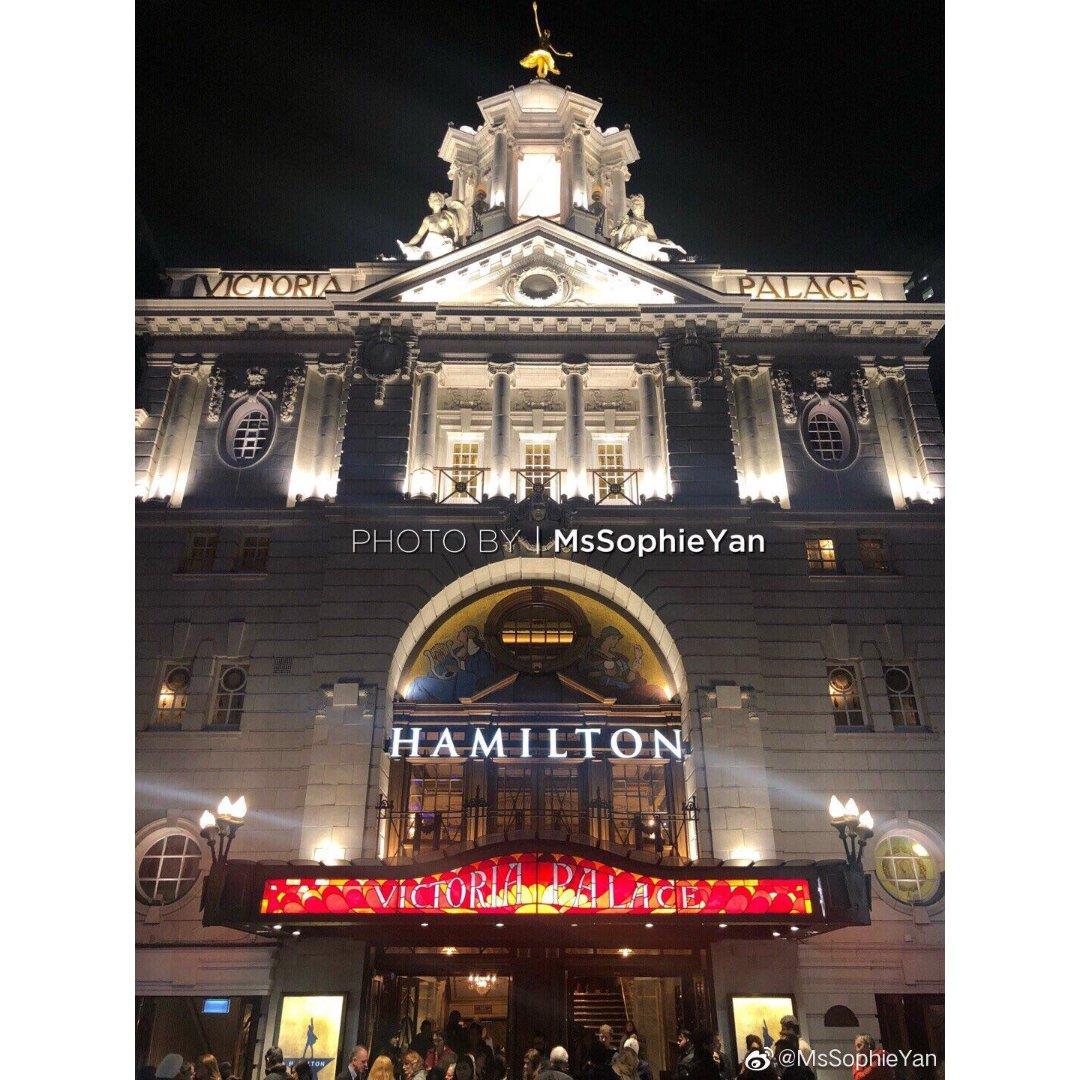 伦敦必须看的音乐剧Hamilton
