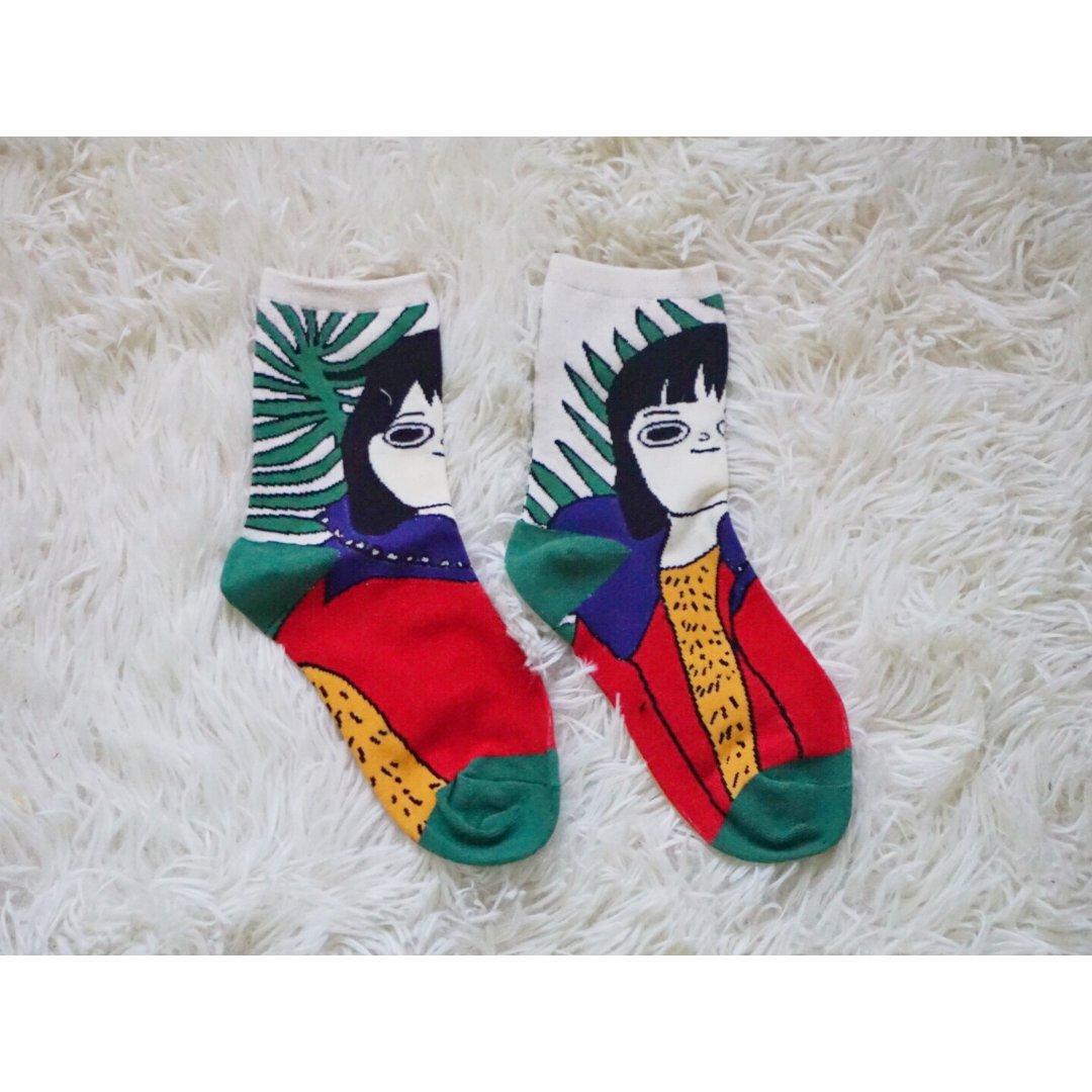 【金币2.5】在美国也能买到可爱的小袜子