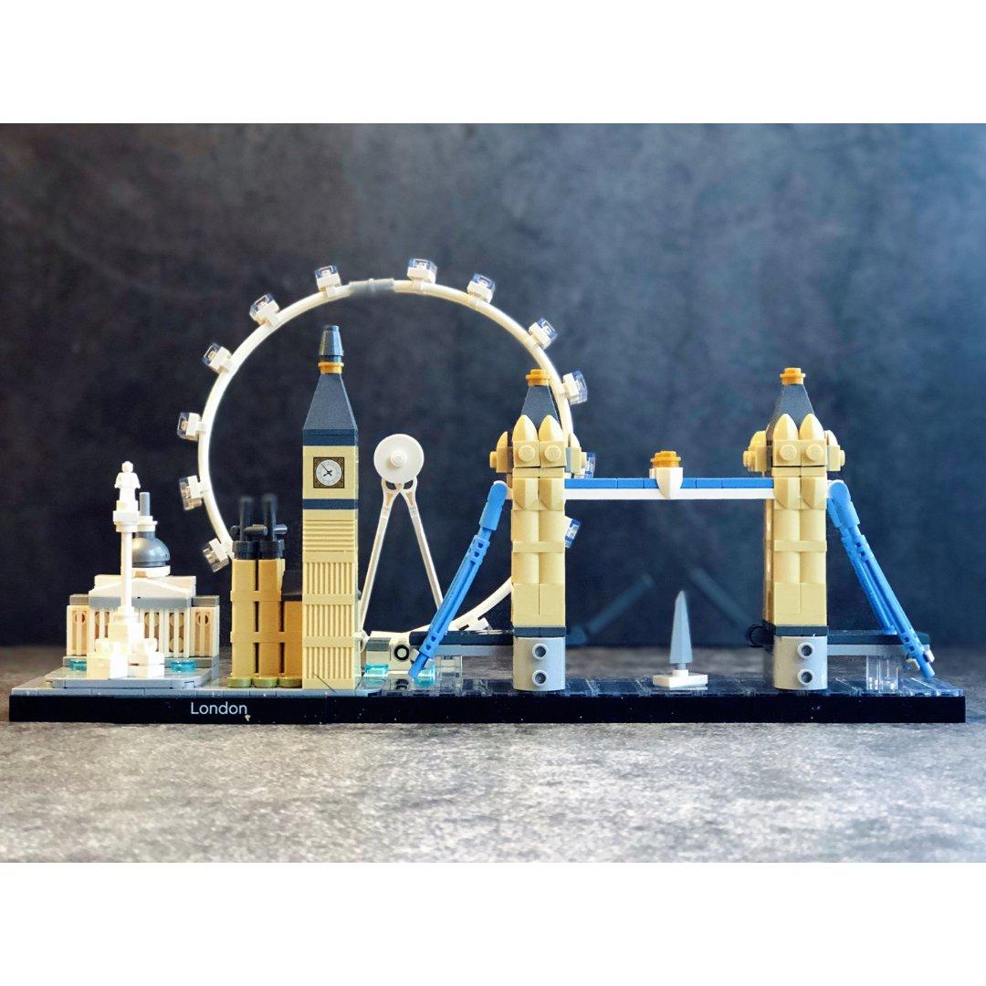Lego 建筑系列- London