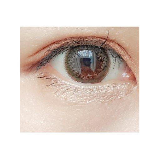 美瞳开箱| 又是一枚绿眼珠子