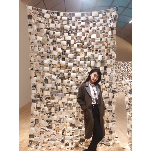 Petite Studio 大衣与Museum