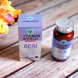 Vitamin World 保健品评测