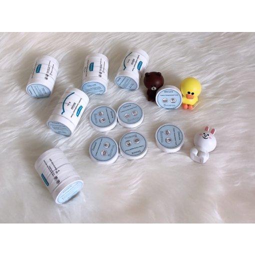 【微众测】Dimora全棉超柔压缩面巾/旅行✈️必备