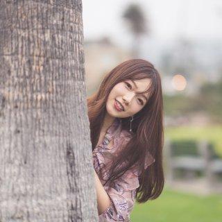 【微众测】 Ecru Emissary 紫色印花裙💜