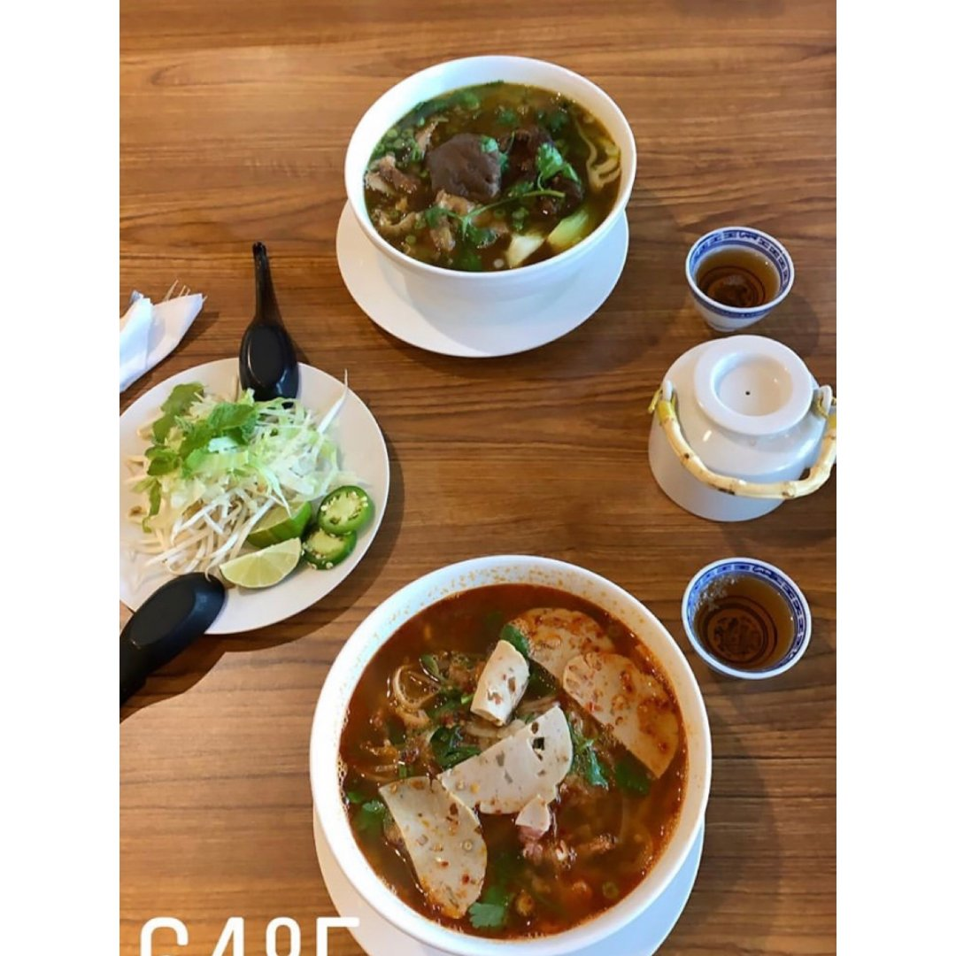 牛肉面和越南粉
