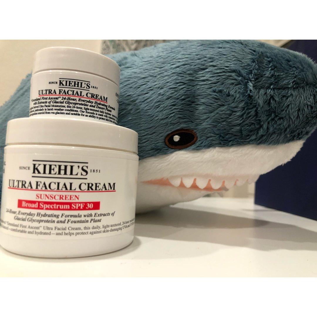 Kiehl's facial cr...