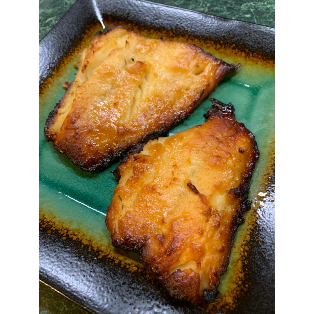 鳕鱼西京烧|教你简单的日式料理...