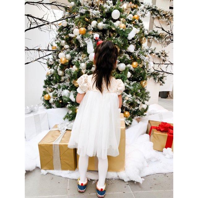 一年一度跟Santa合照 | 圣诞...