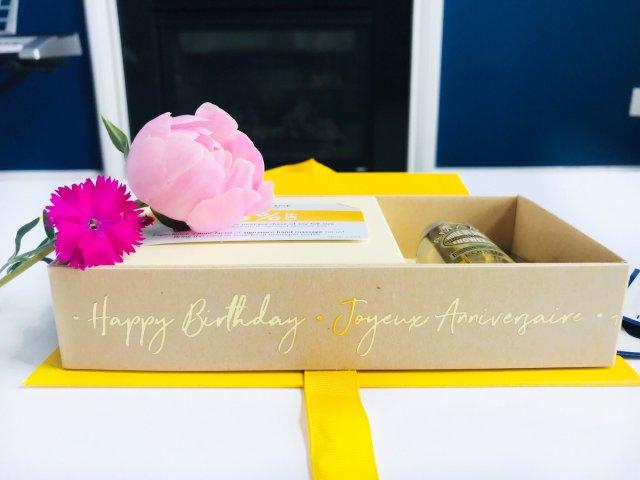 生日月礼盒🎁🌟来自Loccitane