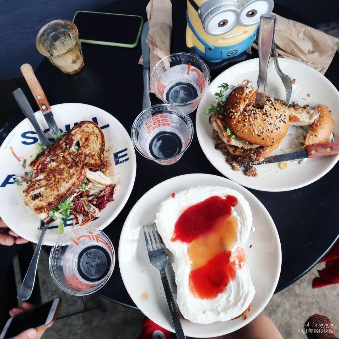 | 吃吃喝喝| LA Brunch...