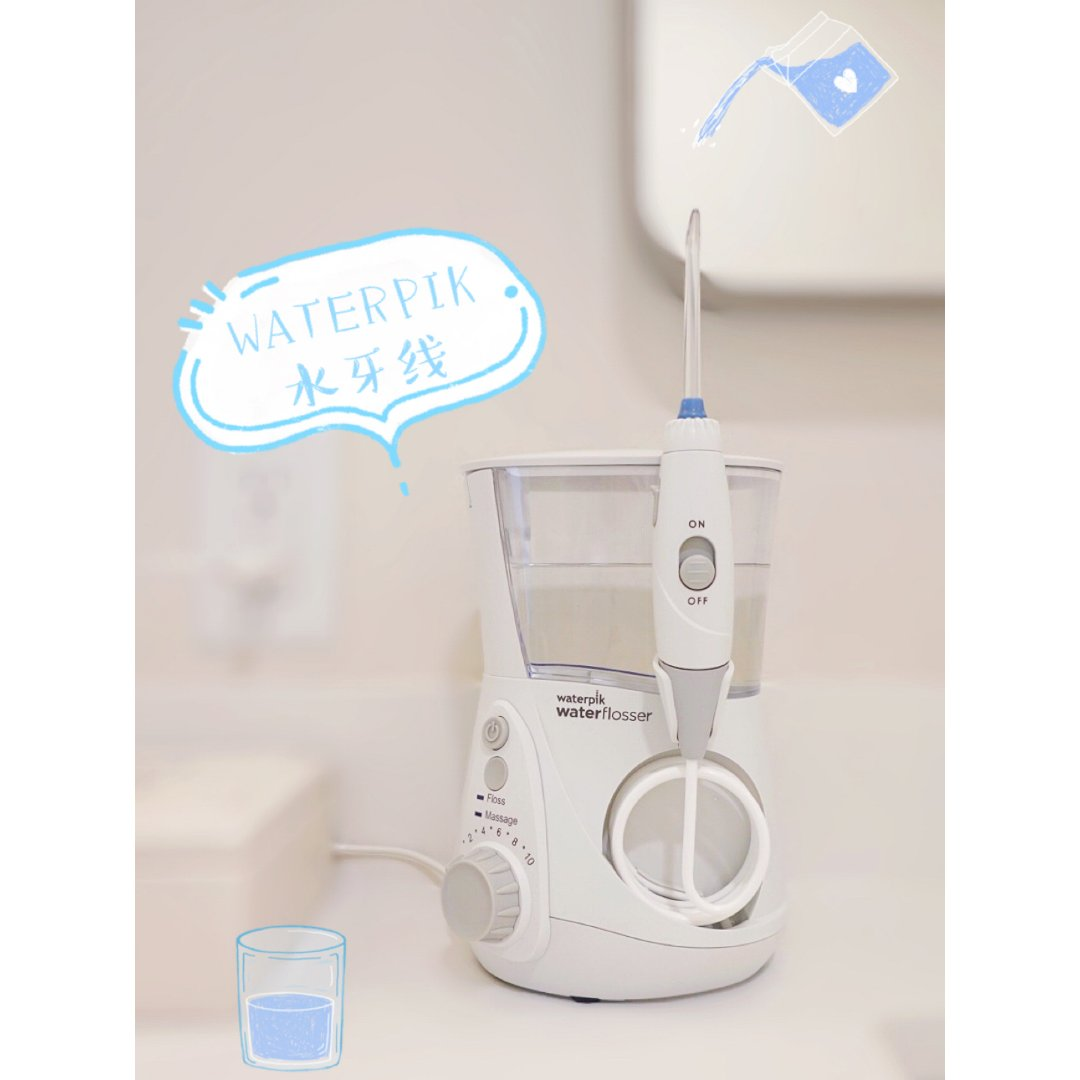 保护牙齿小卫士✔相见恨晚的水牙线!