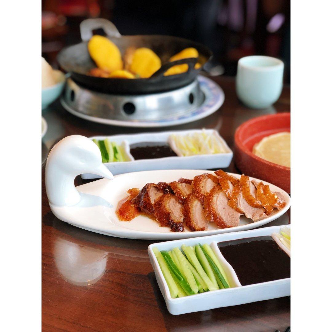 洛杉矶美食 正宗北京菜餐厅