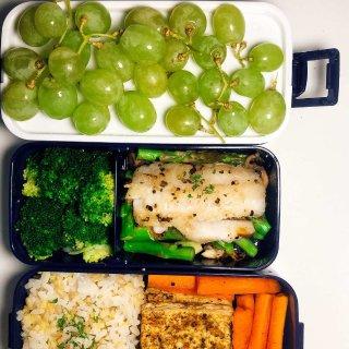 新年健康工作餐记录...