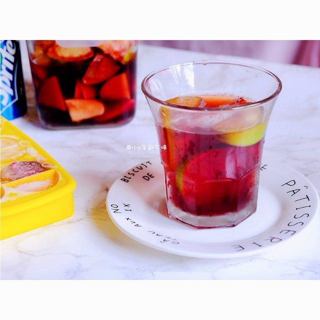 #吃吃吃# 香格里拉鸡尾酒 版本一...