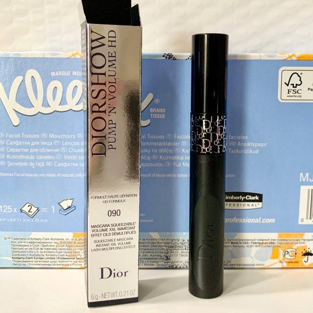 鼠19 Dior睫毛膏,超爱黑黑长...