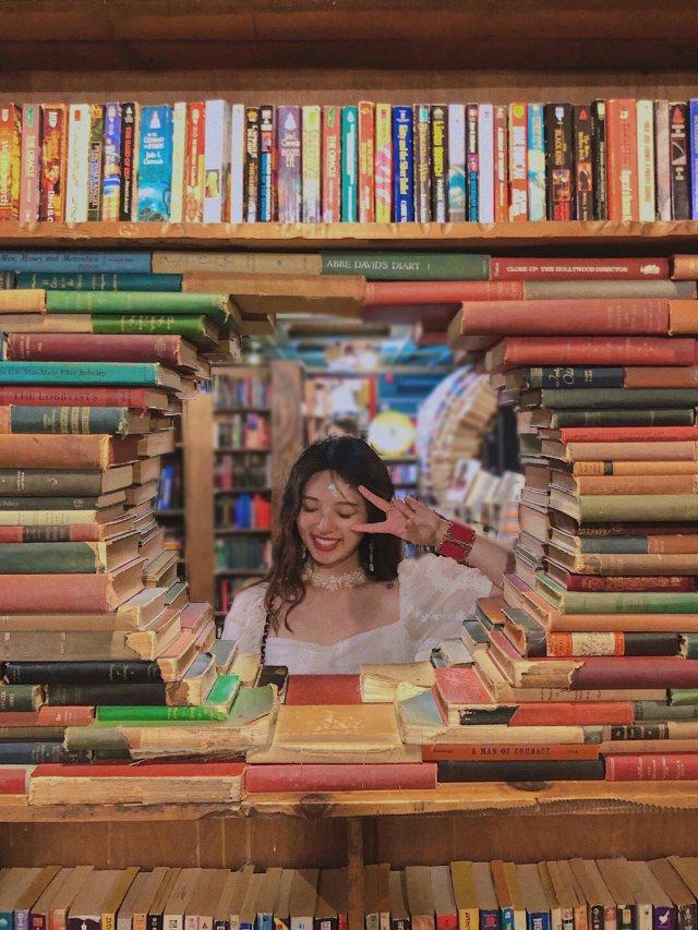 抓住夏天的尾巴 💫网红书店打卡
