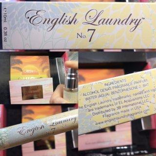 English Laundry