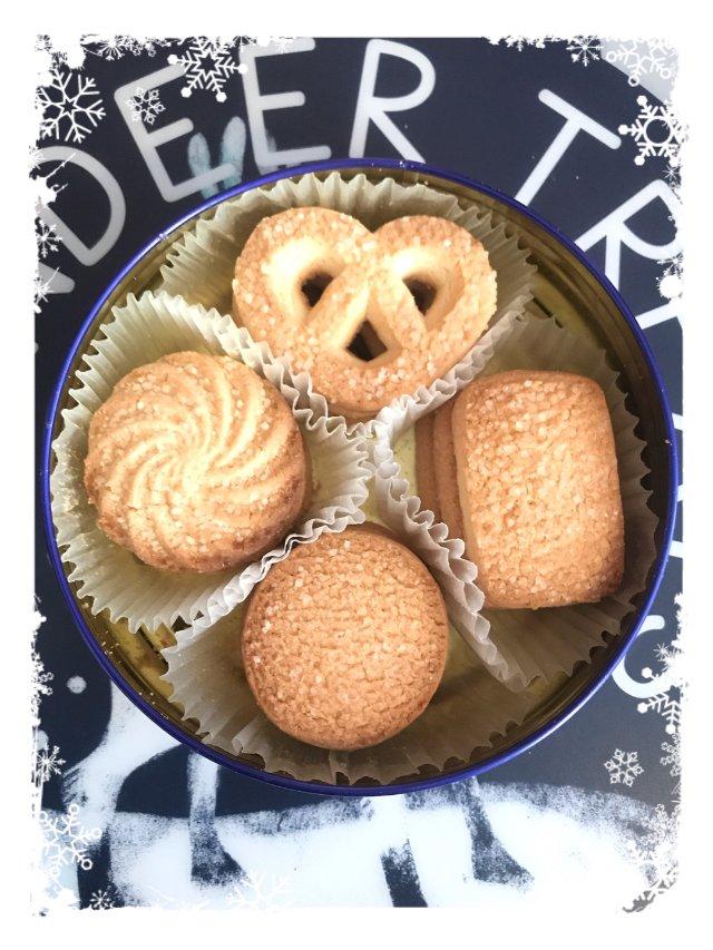 零食控——Danish曲奇饼