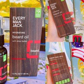 胡须护理油,Every Man Jack,男士护肤