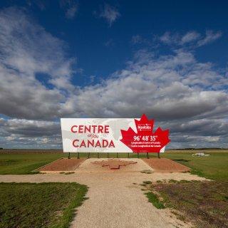 ✈️航拍加拿大,俯瞰广阔天地是一种什么感...