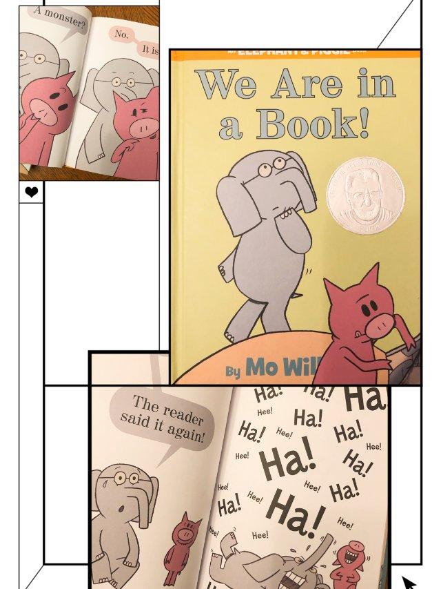 儿童图书推荐★Mo Willems系列
