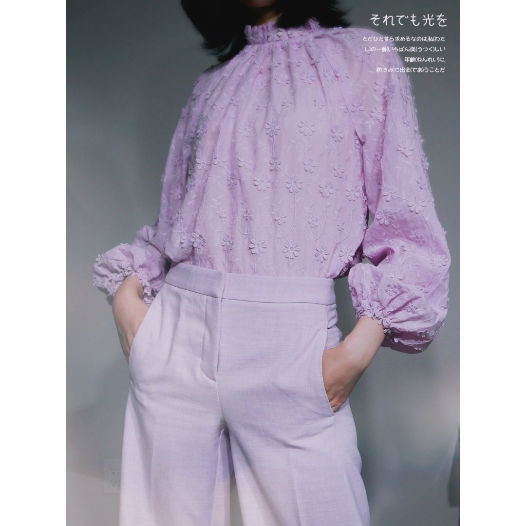 Dreamy Lilac梦幻丁香紫