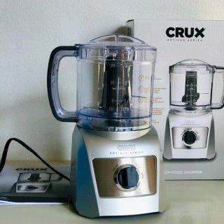高效厨房好帮手|CRUX 食物料理机