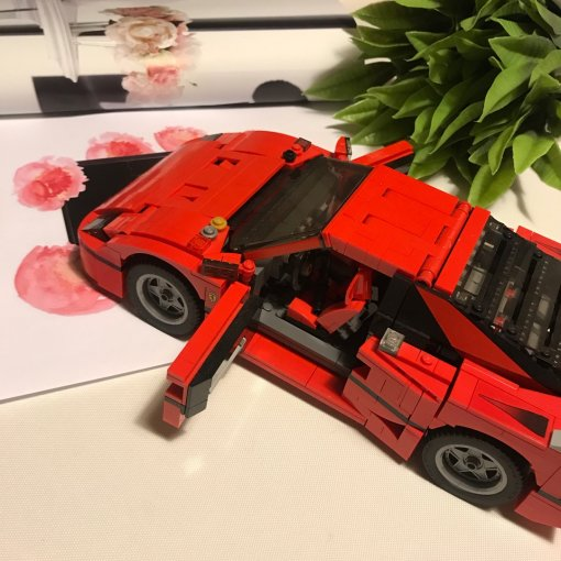 最喜欢的玩具当然是Lego啦