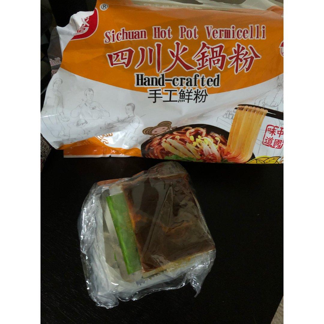 推荐火锅粉