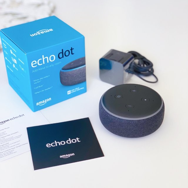 Amazon echo和googl...