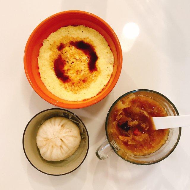 茶茶の日常|一顿暖胃早餐开启一天好心情🥟