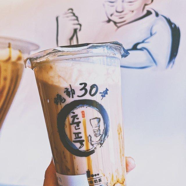 🇺🇸LA Ktown奶茶店手工Bo...