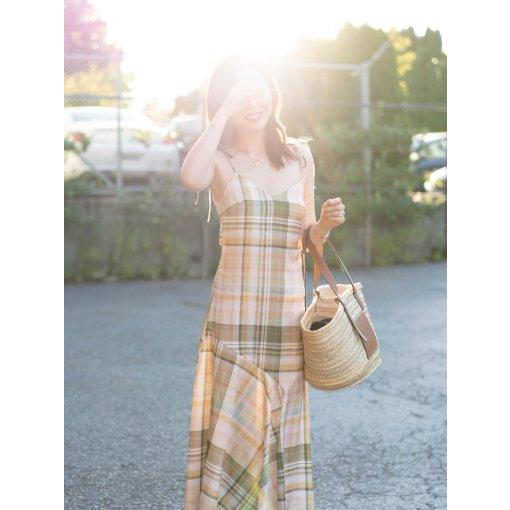 夏日穿搭🥑无敌显瘦的Zara仙女裙