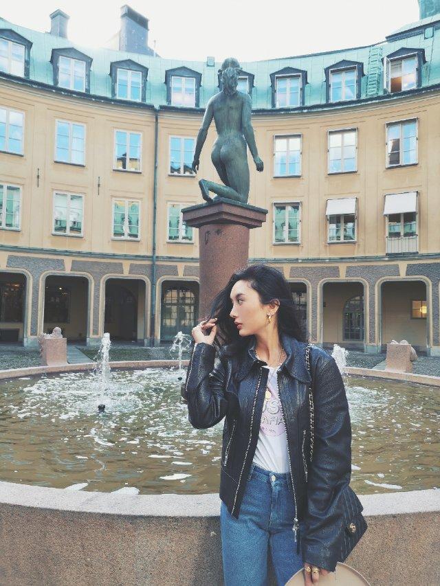 我在这里过中秋-在斯德哥尔摩的秋季里