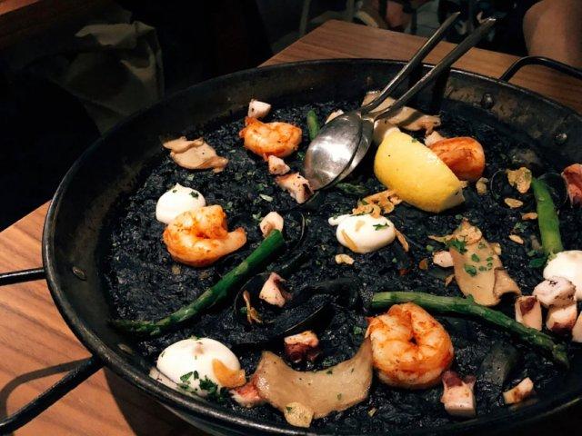 终于打卡这家西班牙🇪🇸餐厅 终于等...