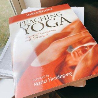 我拿到了全美瑜伽联盟RYT认证教师资格🥰...