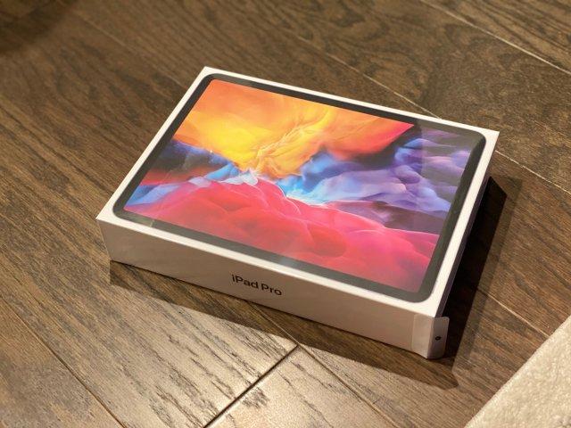 最新iPad Pro 11inch...
