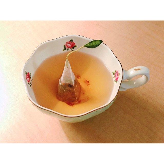一直想尝试一下小叶子茶包~ <br...