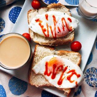 近期早饭存图