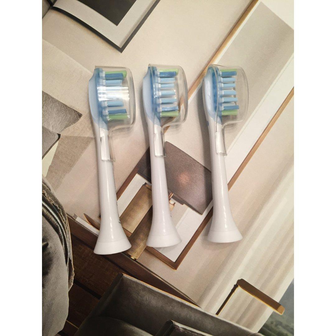 女神牙刷和牙刷头