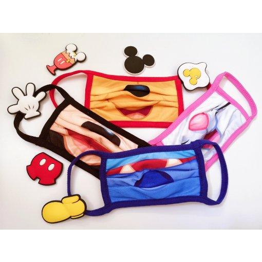 👸🏻【迪士尼】| 超萌系der口罩,大小孩の天眞烂漫💗