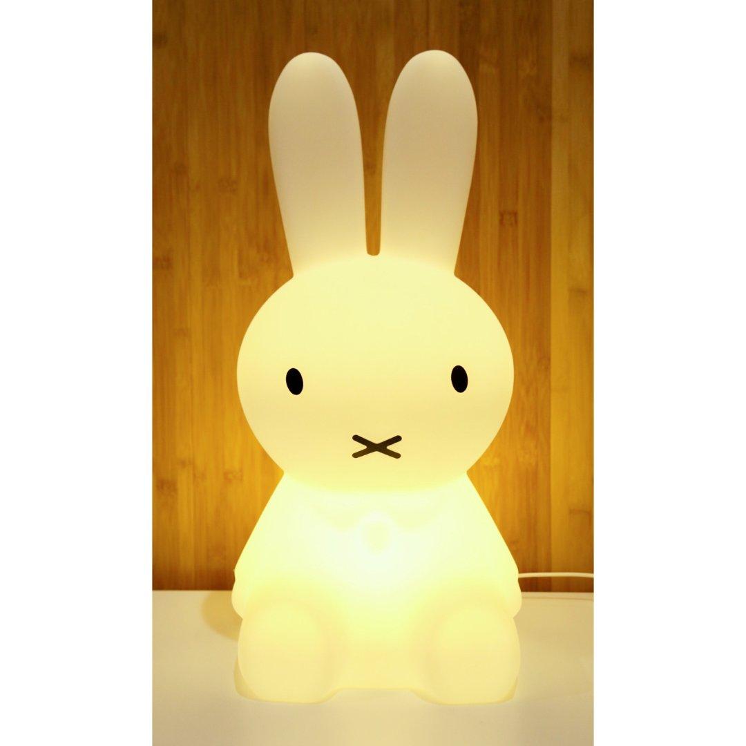 家居灯饰分享 — 兔子灯