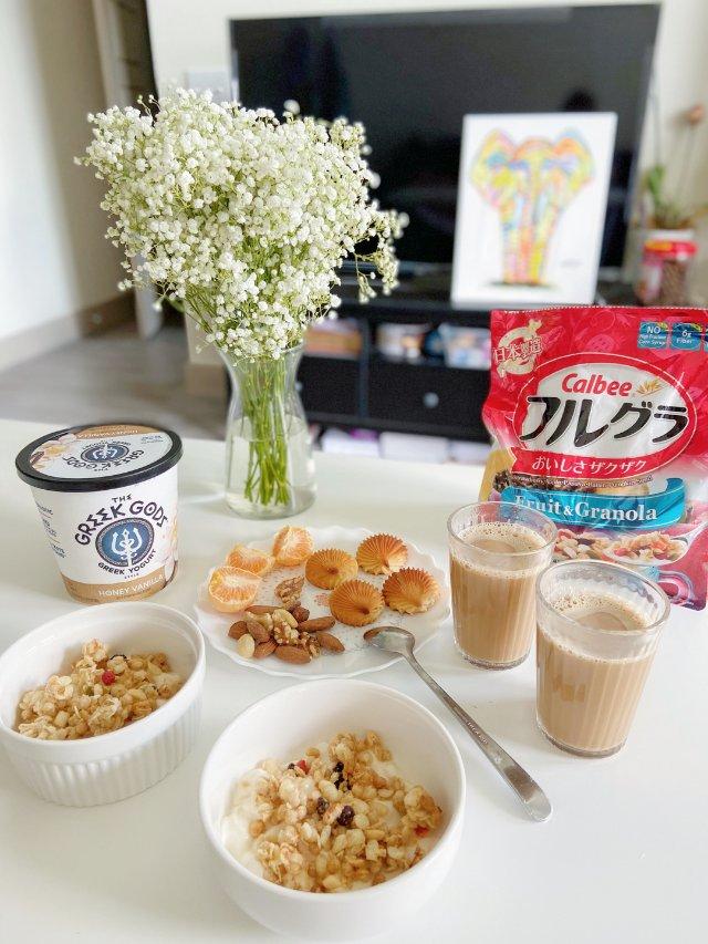 【早餐谷物推荐】— 早饭一定要好好吃