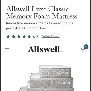 【Allswell床垫和床品,舒适与时尚并存】附床垫购买+床垫保养tips