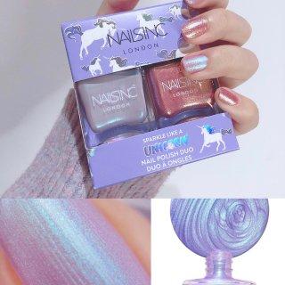 Nails Inc,独角兽美甲