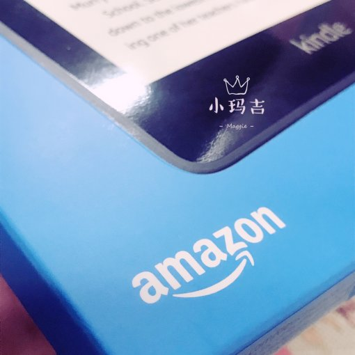 收到抽奖🀄️的Amazon Kindle了~