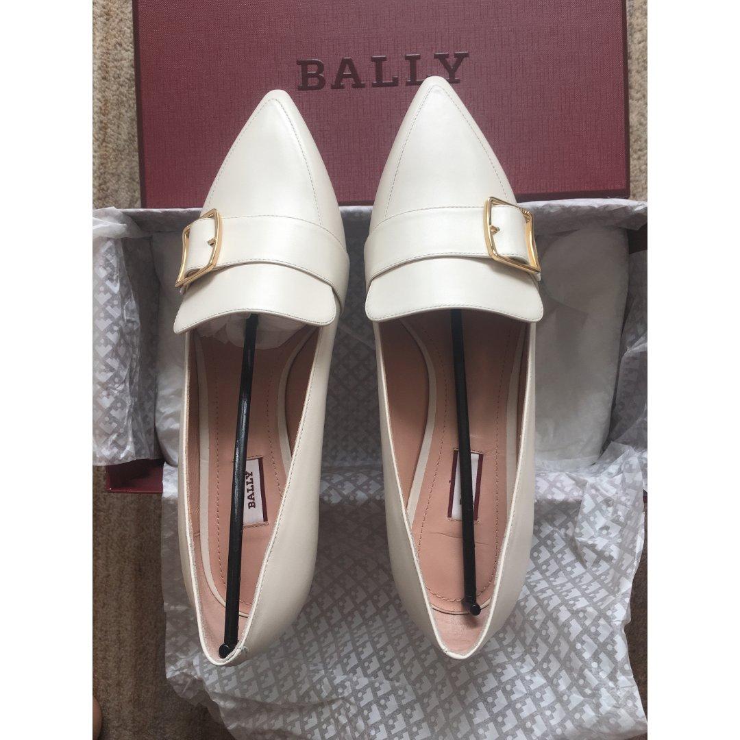 Bally 巴利,打折,尖头鞋,中跟鞋