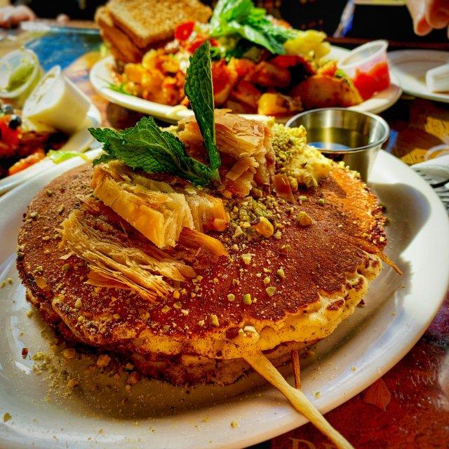 波士顿地区餐厅推荐:中东早午餐br...