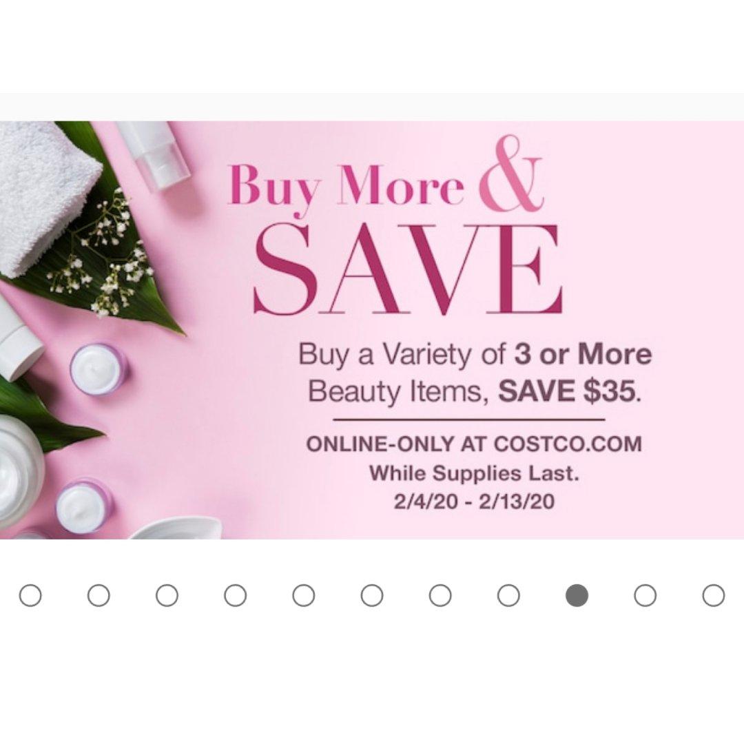 购物分享——Costco每3件护肤...